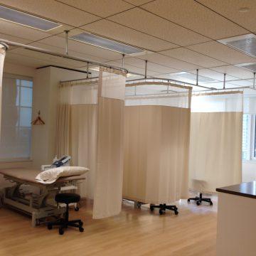 gorden untuk klinik dan rumah sakit