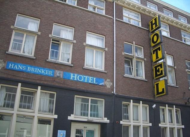 hotel terburuk